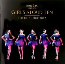 Girls Aloud Ten  The Hits Tour 2013  Concert Programme