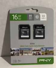 PNY 16GB Elite SDHC Flash Card