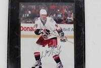 Wayne Gretzky Autogramm Signed Photo Display NHL NY Rangers – JSA COA signert