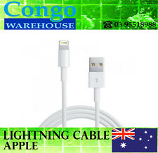 1M USB Data lightning Charger Cable Apple iPhone 6S 6 Plus 5 5S 5C iPad Air Mini
