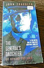 The General's Daughter (VHS) John Travolta Madeleine Stowe James Cromwell