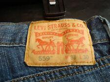 Levi 559 Jeans / Pants Size W 33  L 30