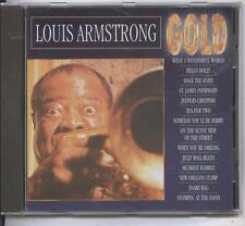 Louis Armstrong - Gold (CD Album)