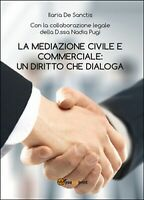 La mediazione civile e commerciale: un diritto che dialoga, di Ilaria De Sanctis