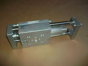 Festo Guided Cylinder SLE-40-125-K-F-A-G-CV-CH