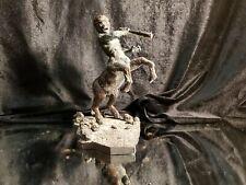 """Rare Centaur The Golden Voyage of Sinbad 12"""" Resin Statue Ray Harryhausen no box"""