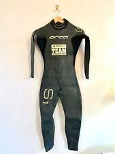Orca S1 triathlon full speedsuit / wetsuit unisex for men or women