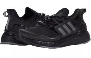 Adidas Men's ULTRABOOST WINTER.RDY 'CORE BLACK' New - FREE SHIPPING Sz 10.5