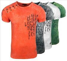 Rusty Neal T-Shirt 15195 Regular Fit Männer