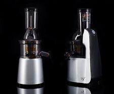 JR Ultra 8000 S Whole Fruit Masticating Slow Juicer, Smoothie Maker