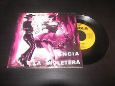 "FRANCO TRINCALE - VALENCIA / LA VIOLETERA  FONOLA N.P. 1645  LP 7"""