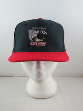 Cincinnati Cyclones Hat (VTG) -  IHL Original Team Logo - Adult Snapback