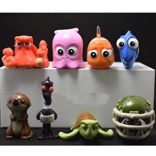 8 PCS Finding Nemo Dory Nemo Crush Otter Action Figure Doll Toy Gift For Kids