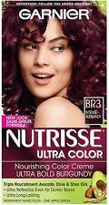 Garnier Nutrisse Ultra Color Creme, Intense Burgundy [BR3] 1 ea 6pk