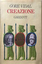 GORE VIDAL CREAZIONE GARZANTI 1983