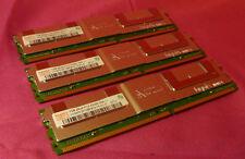 3GB KIT Hynix HYMP512F72BP8N3-Y5 AC-A PC2-5300F DDR2 ECC server RAM Memory