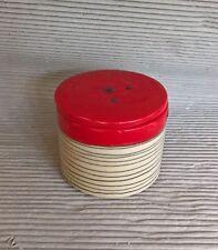 Französische Butterdose  Wasser Butterdose in redline  Keramik