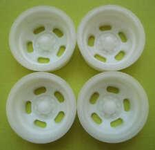 """Resin 1/16 Scale 15"""" 5 Slot Deep Kidney Bean Mag Wheels"""