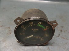 Aircraft Aviation Homebuilt Experimental Tach Tachometer Rpm Gauge