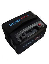 Ultramax 12 V 36 Loch Golf Trolley Lithium Batterie