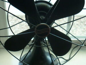 Vintage Westinghouse 11 in. Fan Style 868462 EXCELLENT