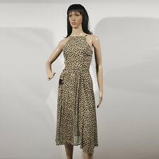 Abercrombie & Fitch Leopard Print Dress Size XS
