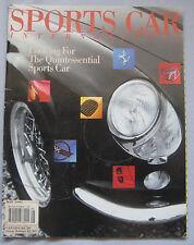 Sports Car International 05/1994 featuring BMW, TVR Chimaera, Sportech Roadster