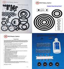 1997 Sega Starship Troopers Pinball Machine Tune-up Kit