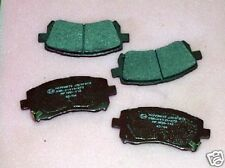 FRENO Anteriore Pads per Subaru Impreza 2.0 Turbo 1996-00 WRX 4 pad set 277mm DISCHI
