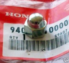 Hutmutter Mutter für Stoßdämpfer Honda CB CY XL 50 Nut Cap Rear Cushion Shocks