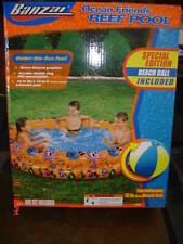 Banzai Ocean Friends Reef Pool-Inflatable Kiddie Pool-Brand New in Factory Box!