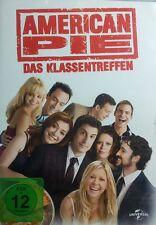 American Pie - Das Klassentreffen - DvD+Extras FSK 12 Neu+Folie eingeschweißt