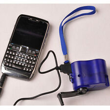 DIY Educational Hand Crank USB Power Generator Emergency Charger For Cell Phones
