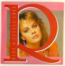 """7"""" Single - Oxanne - Give a little Love - #S1196 - washed & cleaned"""