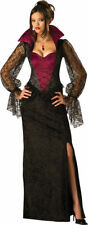 Morris Costumes Adult Women's Classic Halloween Vampire XL. IC11001XL