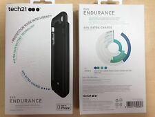 Tech21 Evo Endurance 1800mAh External Battery Case for Apple iPhone 6S 6 Black