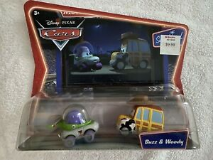 Disney Pixar Cars The World of Cars Movie Moments / Buzz & Woody