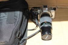 Minolta Film Cameras with Built - in Flash
