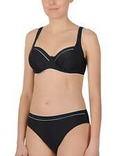 NATURANA Bügel-Bikini 72507 Gr 36-46 B-D in royalblau-weiß