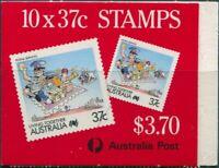 Australia booklet 1988 SG1121 37c Postal Services type I MNH
