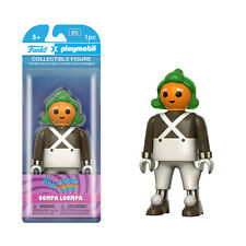 Funko Playmobil Figure - Willy Wonka & the Chocolate Factory - OOMPA LOOMPA -New