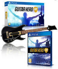 Gp4actghlive Activision SW Ps4 87421 Guitar Hero Live Elettronica