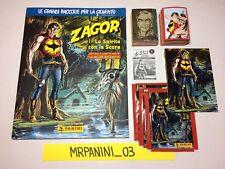 ZAGOR Panini 2016 -ALBUM + Set Completo Figurine-stickers + Cards-Maxi-3 Bustine