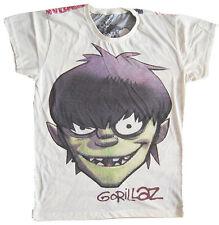 "New Gorillaz ""Murdoc"" Demon Days Rock Band T-shirt size M. (jj6)"