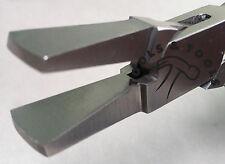 Canard à bec pinces mâchoire large support métal Smith joaillerie artisanat