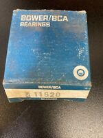 NEW BCA BEARING 11520 TAPERED ROLLER BEARING CUP