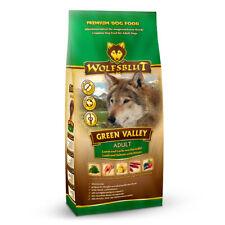 Wolfsblut Green Valley 15 kg Hundefutter mit Lamm & Lachs