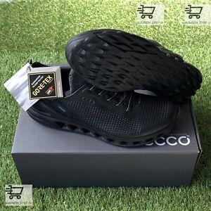 ECCO Biom Cool Pro BLACK Gore Tex GTX Golf Shoe  Sneaker ⛳️ EU 45 US 11 .5