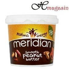 Meridian 1KG Tubs Peanut Butter (EXP-NOV-19)