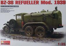 MINIART 35158 BZ-38 Refueller Model 1939 in 1:35